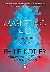 Capa do livro Marketing 4.0